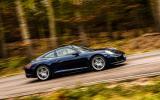 1430kg Porsche 911 Carrera