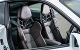 Porsche 911 R bucket seats