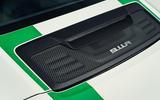 Porsche 911 R air vents