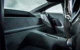 Porsche 911 R rear space