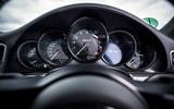 Porsche 911 R instrument cluster