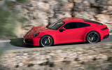 Porsche 911 Carrera 4S 2019 review - hero side