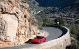 Porsche 911 Carrera 4S 2019 review - cornering