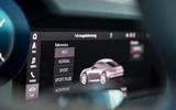Porsche 911 Carrera 4S 2019 review - infotainment