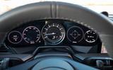 Porsche 911 Carrera 4S 2019 review - digital dials