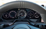 Porsche 911 Carrera 4S 2019 review - digital dials