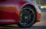 Porsche 911 Carrera 4S 2019 review - alloy wheels