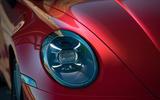 Porsche 911 Carrera 4S 2019 review - headlights