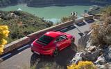 Porsche 911 Carrera 4S 2019 review - driving