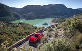 Porsche 911 Carrera 4S 2019 review - driving front