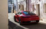Porsche 911 Carrera 4S 2019 review - hero static