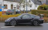 Porsche 911 GT3 RS mule