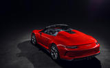 Porsche confirms 911 Speedster for limited production