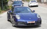 2019 Porsche 911 '992' – first pictures