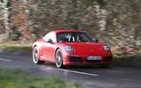 4.5 star Porsche 911 Carrera T