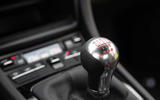Porsche 911 Carrera T manual gearbox