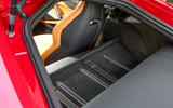 Ferrari 812 Superfast boot space