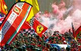 Autocar fixes Formula One - Ferrari crowd