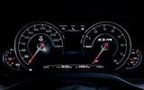 BMW X3M official press - dials