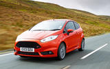 Ford Fiesta ST 2013 - tracking front