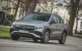 92 10 best EV tow cars Mercedes EQA