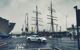 92 A911 on the A911 feature boat
