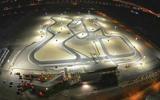 92 Apex circuit design Bahrain International Kart Circuit