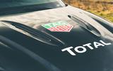 Aston Martin DBX 2020 prototype drive - bonnet