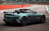 92 Aston Martin Vantage F1 Edition official reveal images roadster