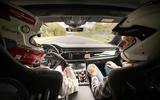 Audi RS Q8 2020 camo ride - interior