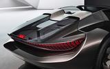 92 Audi Sky sphere concept 2021 rear end