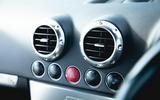 92 Audi TT mk1 Bauhaus feature 2021 air vents