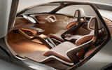 Bentley EXP 100 GT Concept official images - cabin