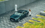 92 Bentley Flying Spur PHEV 2021 official images charging