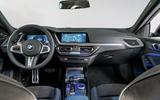 BMW 2 Series Gran Coupé studio reveal - dashboard