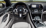 BMW 8 Series cabriolet 2018 official reveal - dashboard