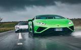 Britain's best drivers car 2020 - Lamborghini vs Mclaren