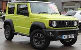 92 BTBWD August 20 future classic Suzuki jimny