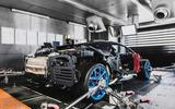 Bugatti assembly plant