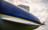 Autocar Christmas Road Test 2020: the Goodyear Blimp - rudder