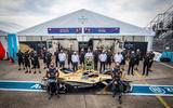 92 DS Formula e feature 2021 team