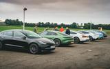 92 EV track day llandow 2021 feature lineup