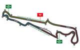 92 F1 2021 season circuit guide France