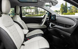 Fiat 500 electric 2020 official press images - cabin