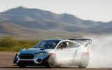 Ford Mustang Mach-E 1400 official images - drift side