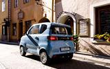 92 Freze Nikrob micro EV 2021 official images parked rear