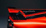 92 Gordon Murray T50s Niki Lauda official reveal aero