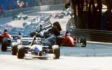 92 how to commentate Ben Edwards 1995 season