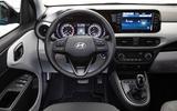 Hyundai i10 2019 reveal - studio dashboard