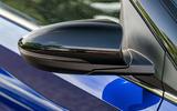 Hyundai i20 2020 prototype drive - wing mirror